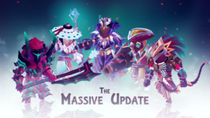 Massive Update Cover